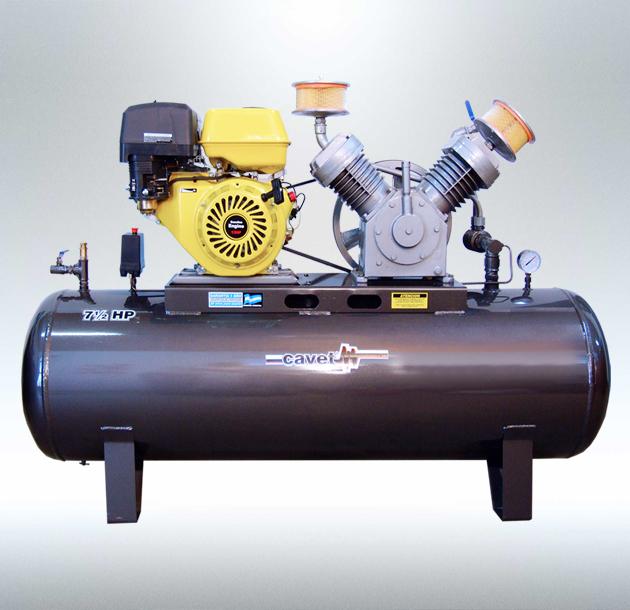 Compresor Motor a Explosión