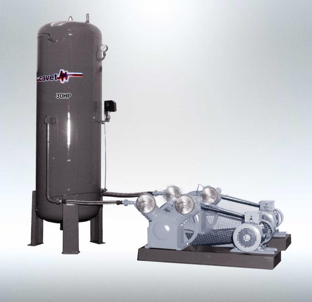 <span>Compresor </span>  PMB30000